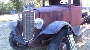 1936 International Harvester 1 Of 5 - YouTube