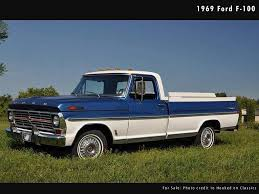 1967 Ford F100 Ranger Long Bed | Www.topsimages.com
