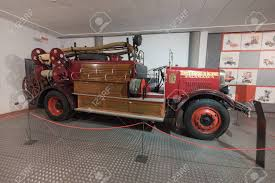 100 First Fire Truck Salamanca Spain December 29 2017 Historic In Stock