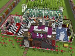 Sims Freeplay Second Floor Stairs by Alice In Wonderland Inspired House Part 1 Thesims Simsfreeplay