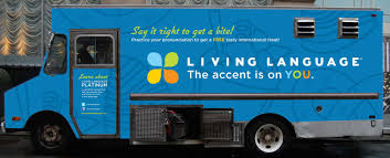 Random House's Living Language Launches Free NYC Food Truck For ... Next Order Please How To Get Your Food Truck Business Noticed Plan Truckfest Competion How Win Free Tickets Event Featuring Wrecking Trucks Top Cash For Truck Get A Free Pickup New Best 20 50s Trucks Diesel Dig Gps Tracker Vehicle Tracking System In India Tutorial American Simulator W All Dlcs For Free Makeshift Crew Cab 1947 Diamond T Wfree Bullet Holes Episode 45 A Degree With And Laundered Credit Morz Transport Logistic Beaver Theme Edit The Header Load Board App Dat Random Houses Living Language Launches Nyc Food