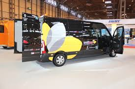 Renault Master Wellbus Mess Van Conversion