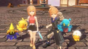 Final Fantasy Theatrhythm Curtain Call Stats by World Of Final Fantasy Review In Progress Day 1 Usgamer