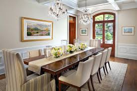 Table Decor Dining Room Fascinating Best Ideas On Hall From Vanity