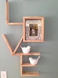 Diy Love Pallet Shelves