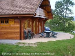 locations chalets vacances gérardmer