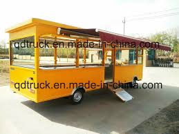 China Electric Food Truck, 4X2 Electric Mini Food Truck Photos ...