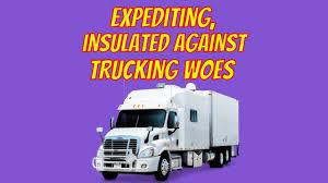 100 Expediter Trucks Expediting Truckings Insulated Industry FedEx Custom Critical