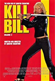 Kill Bill Vol 2 Poster