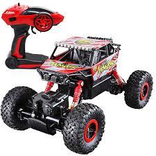 100 Radio Control Monster Truck Amazoncom Joyin Toy RC Remote Car OffRoad Rock Crawler