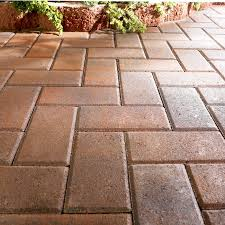 16x16 Patio Pavers Weight by Wall Blocks Pavers And Edging Stones Guide