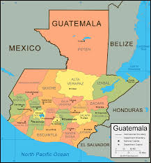 100 Where Is Guatemala City Located Map And Satellite Image