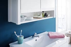 spiegelschrank bad landhausstil weiß ca 80 cm badezimmer ole
