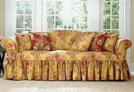 living room sure fit sleeper sofa slipcover for stretch pique full