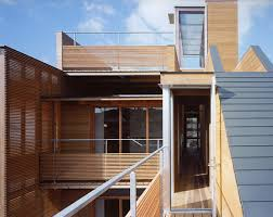 100 Modern Wooden House Design From Japanese Architect Balcony
