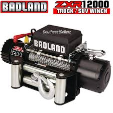 100 Truck And Winch Coupon Code Amazoncom BADLAND WINCHES 12000 Lb OffRoad Vehicle With