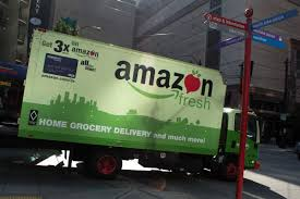 AmazonFresh Tries Using The US Postal Service To Deliver Its ... Amazons New Delivery Program Not Expected To Hurt Fedex Ups Cnet Amazon Delivery Fail Amzl Drives In Yard Then Amazonfresh Rolls Into San Diego The Uniontribune Grocery Business Quietly Expands Parts Of New Putting Fedex Out Business Start Shipping Company Adds Tool Its Own Truck Trailers Chicago Tribune Threat Tries Its Own Deliveries Wsj Tasure Truck Is Coming Whole Foods Parking Lots Eater Amazoncom Postal Service Kids Toy Toys Games Has Changed The Way You Shop For Food Consumer Reports Prime Members Now Have Access Car Service Will Kill