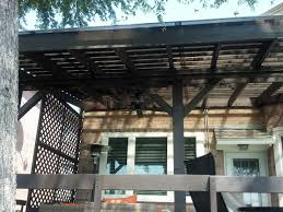 Louvered Patio Covers California by Plastic Patio Covers Polycarbonate Patio Roof Panels For