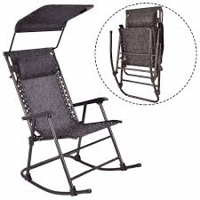 Giantex Folding Rocking Chair Porch Patio Indoor Rocker With Canopy &  Headrest OP3234 Folding Rocking Chair Foldable Rocker Outdoor Patio Fniture Beige Outsunny Mesh Set Grey Details About 2pc Garden Chaise Lounge Livingroom Club Mainstays Chairs Of Zero Gravity Pillow Lawn Beach Of 2 Cream Halu Patioin Gardan Buy Chairlounge Outdoorfolding Recling 3pcs Table Bistro Sets Padded Fabric Giantex Wood Single Porch Indoor Orbital With