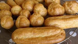 pâte à choux éclairs et chouquettes recette de pâte à choux à