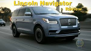 2018 Lincoln Navigator – Review And Road Test - YouTube