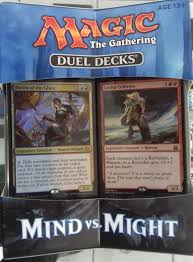 Mtg Faerie Deck Budget by Duel Decks Mind Vs Might Magic The Gathering Spoilers News