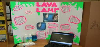 Science Fair Project Lava 17 May 2018 53 Image Gallery Homemade Lamp Hypothesis
