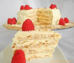 Recipe for Sans Rival Cake Daring Bakers