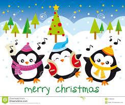 Mr Jingles Christmas Trees West Palm Beach by Download Christmas Penguins Cartoon Vector Via Cartoondealer