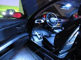 LED Interior Lights For 2009 BMW E92 335i Dome And Map