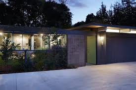 100 Eichler Palo Alto Architect Ryan Leidners Approach To An Home