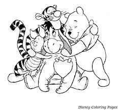 Disney Coloring Pages For Vintage Kids Pdf