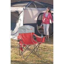 Coleman Camping Oversized Quad Chair With Cooler by Coleman Cooler Quad Chair U2013 Marshall Outdoors