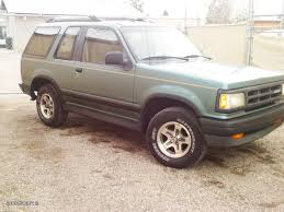 1994 Mazda Navajo - Information And Photos - ZombieDrive