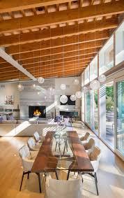 100 Beams On Ceiling Moderndiningareadouglasfirbeamsceiling05 CONTEMPORIST