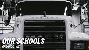 100 Universal Truck Driving School UTI Orlando Florida Campus Technical Institute