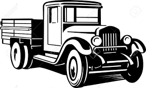 Old Auto Truck Royalty Free Cliparts, Vectors, And Stock ...