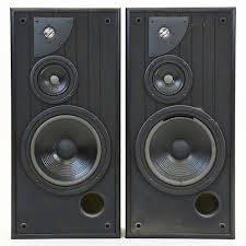 JBL LXE990 Speakers 200w Hi Fi Home Audio Loudspeaker Stereo