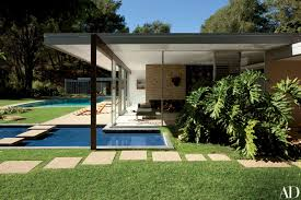 100 Richard Neutra Los Angeles Vidal Sassoons Iconic House In Bel Air Architectural Digest