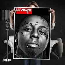 No Ceiling Lil Wayne Youtube by Lil Wayne Face Poster Wehustle Menswear Womenswear Hats