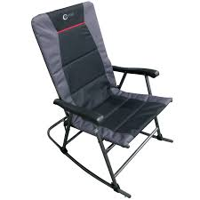 Rocking Quad Chair Portal Smooth Glide Padded Trading Post ...