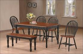 Kitchen Round Wood Dining Table Serving Table With Wheels Small And