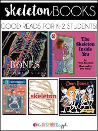 Halloween Books For Kindergarten by Teaching The Skeletal System The Inspired Apple