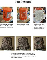 Punching Bag Ceiling Mount Walmart by Diy Tree Trunk Using Great Stuff Spray Foam It U0027s Cheaper At