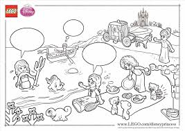 Lego Friends Girls Coloring Pages Printable Ideas Collection To Print