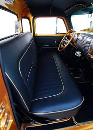 Top 1952 Chevrolet Truck Interior Bench Seat 3648—5108 Concept – All ... Upholstery Blackneedle Auto Upholstery Custom Seat Design For Ford Xp Sedan Sundial Van Truck Cversions Wenartruckinterrvehicleotographystudio3 Cooks And Classic Restoration Commercial Seat Works Uncovered S2e2 77 Chevy Youtube 6772 Ford Truck Bench Covers Ricks 6768 Buddy Bucket Truck Covers How To Reupholster A