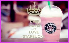 Keep Calm And Love Starbucks Wallpapers 620x388