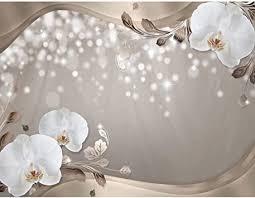 runa fototapete blumen orchidee modern vlies wohnzimmer