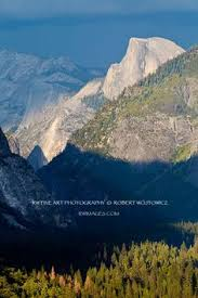 HALF DOME AT SUNSET TUNNEL VIEW YOSEMITE NATIONAL PARK COLOR VERTICAL Fine Art Prints