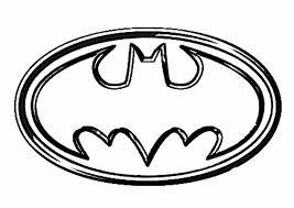 Sign Batman Coloring Pages